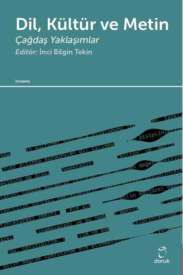Dil Kültür ve Metin